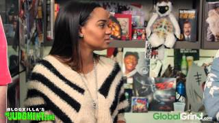 Kyla Pratt On The No Judgment Zone