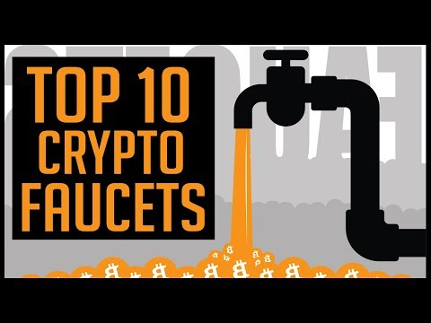 Top 10 Crypto Faucets