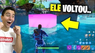 Hacker went inside the Fortnite Lake bunker and found this... (Season 9)