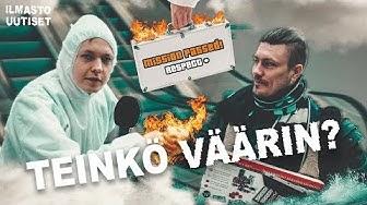 Varastin kaupoilta - Ilmastouutiset #11