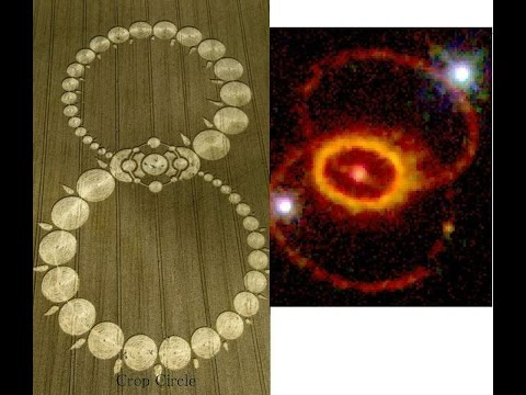 1896 When Betelgeuse explodesベテルギウスの爆発とアルマゲドン+最後の審判 Last Judgement by Hiroshi Hayashi, Japan