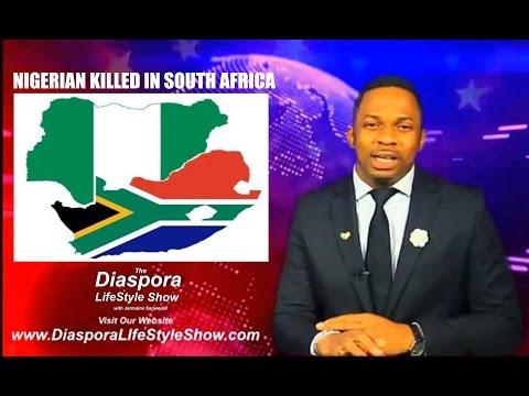 SHOCKING VIDEO - Nigerian Man Victor Tochukw Nnadi Killed In  South Africa