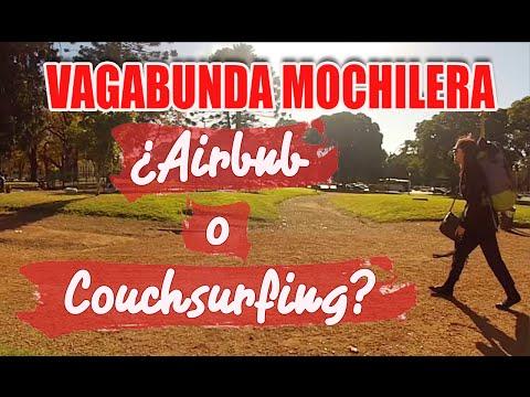 ¨Mar del Plata¨¿Airbnb o Couchsurfing? ¿Que es mejor? I Vagabunda mochilera 02