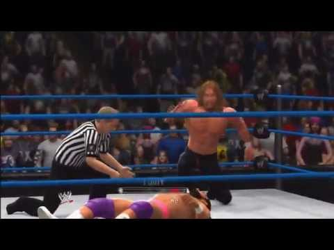 WWE '13: DLC #3 - Damien Sandow Vs Brian Pillman - I QUIT Match