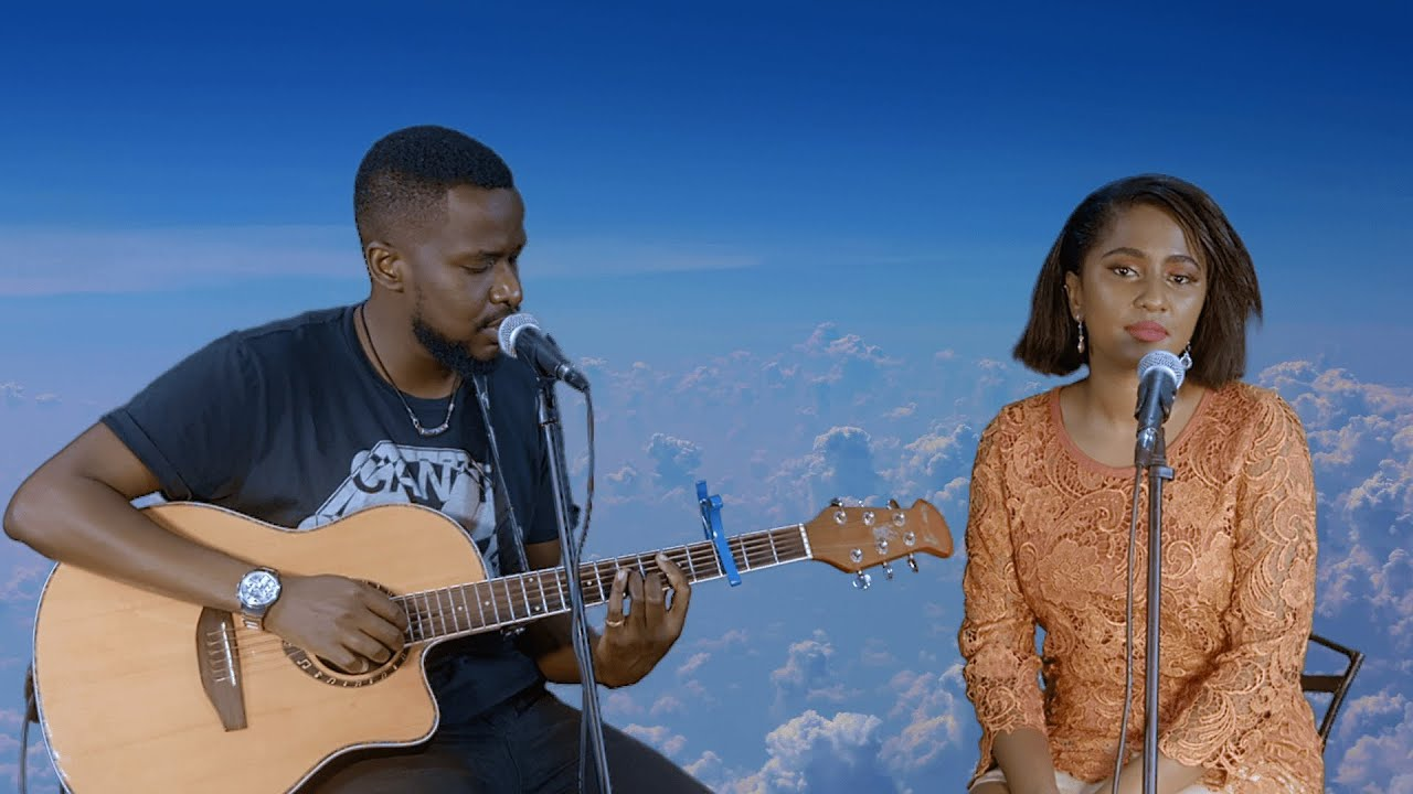 JC Muyonjo & Lamu in the acoustic cover for 'Kill You With It'