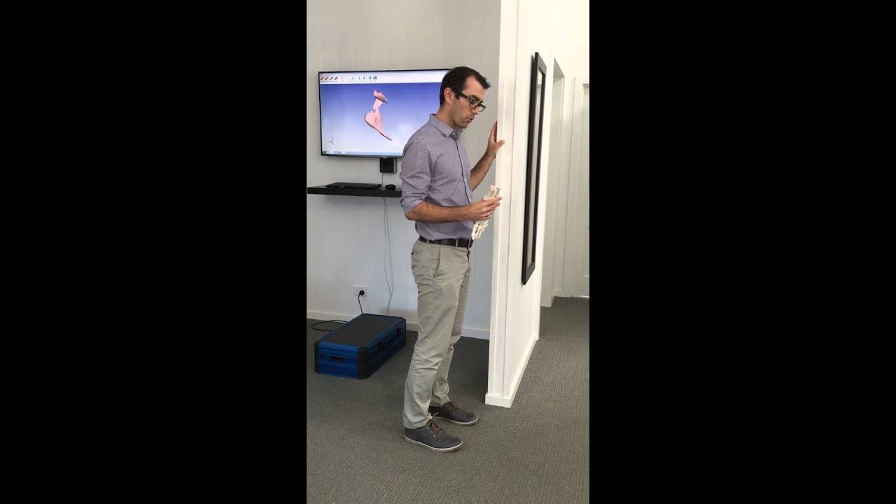 exerciții în pereți varicose video gravidă