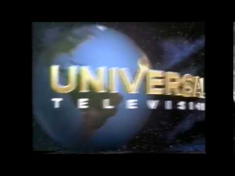 Big Phone Productions/Universal Television (1996) (The Low Pitched CGI 90s MCA Globe)