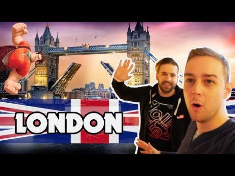 Vigyázz LONDON jövünk! [Ralph lezúzza a netet!]
