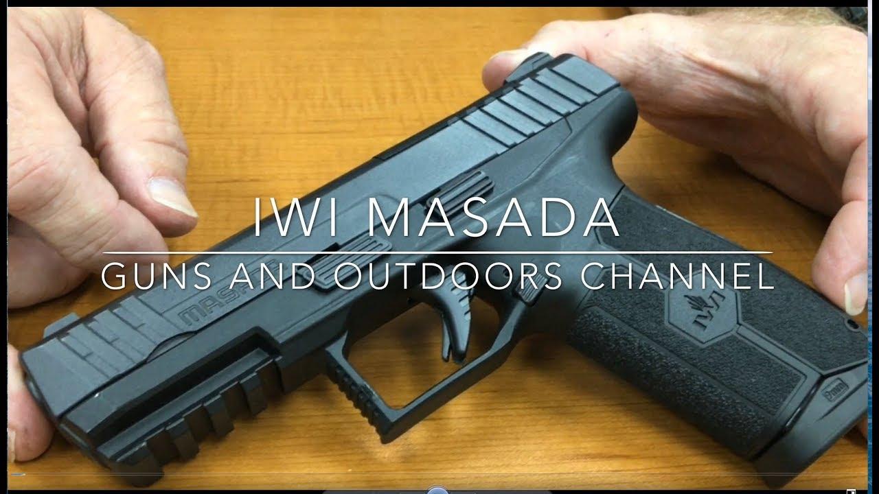Iwi Masada Go No Go Youtube