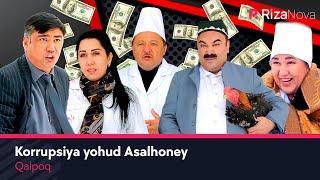 Qalpoq - Korrupsiya yohud Asalhoney (hajviy ko'rsatuv)