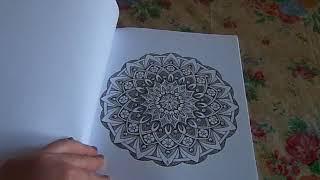 Обзор раскраски Танглы.