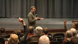 Republican lawmakers get an earful at town hall meetings