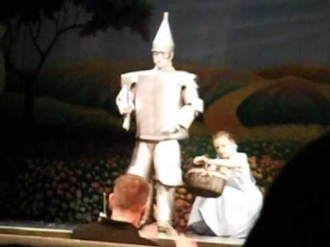 Key West High School Wizard of Oz Tin Man Song