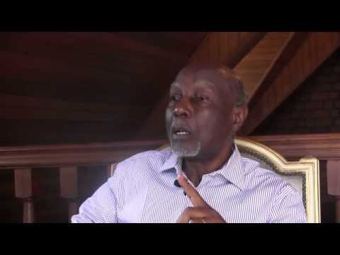 ADN Channel - Interview de Titus Edzoa par Jean Marie Watonsi