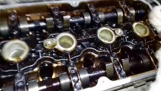 КАК? заменить прокладку клапанной крышки Kia Spectra. #АлексейЗахаров. #Авторемонт. Авто - ремонт