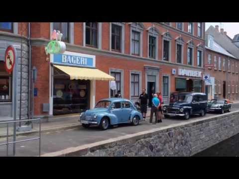 Den Gamle By i Århus -Juli 2014-