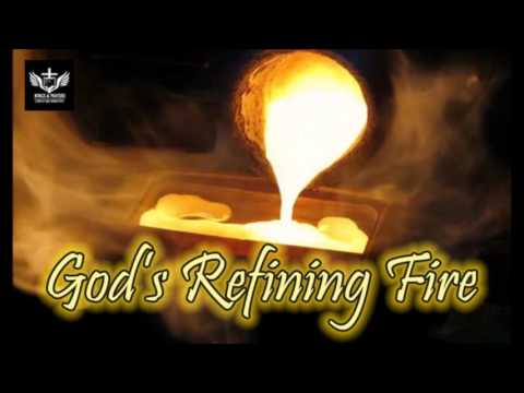 What did a women's bible study find out about God's refining fire?