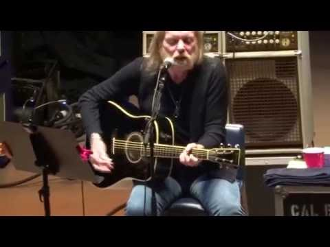 Greg Allman @ Red Rocks, Whipping Post (accoustic), 9 25 2016, (Laid Back Festival)