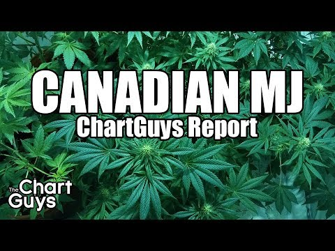 Marijuana Stocks Technical Analysis Chart 1/13/2018 by ChartGuys.com