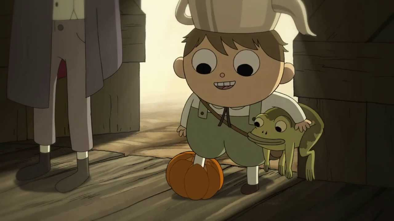 14 thoughts i had while watching over the garden wall - Over the garden wall episode list ...