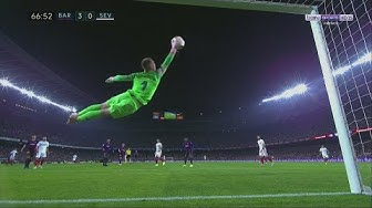 100 Brilliant Saves by Marc-André ter Stegen