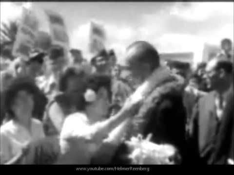 May 9, 1961 - Vice President Lyndon B. Johnson in Honolulu, Hawaii
