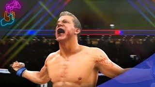 ✅  БОРЕЦ С ЛАГАМИ №1 В UFC3   EA SPORTS UFC 3 ULTIMATE TEAM / RANKED