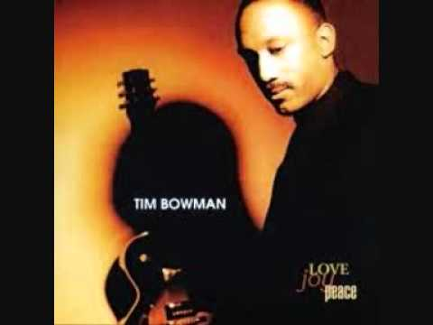 Tim Bowman - Give me You