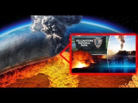 ALERTA MUNDIAL ¿Qué está pasando en Yellowstone?