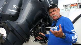 Yamaha Tip - Greasing Lower Outboard Unit