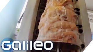 Skurril und lecker: Kartoffel-Kebap und Schokodöner | Galileo | ProSieben