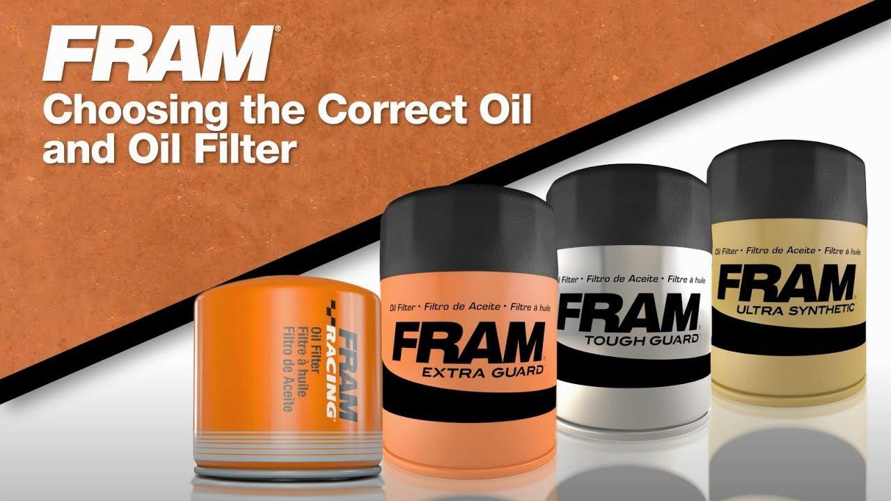 fram fuel filter chart [ 1280 x 720 Pixel ]