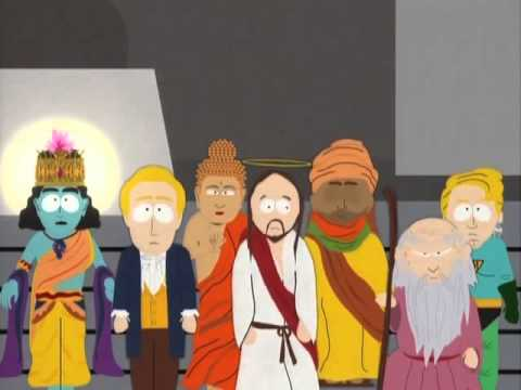 south park muhammad censored