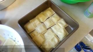 Ryan's Recipe - Ravioli Lasagna