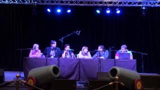 Writers Panel, Pt. 2