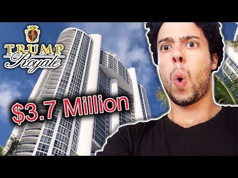 $3.7 Million Trump Royale Apartment Tour