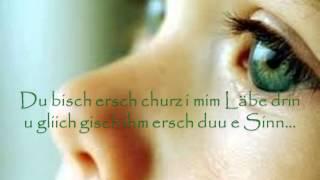 Unschoudigi Ouge - Gölä lyrics