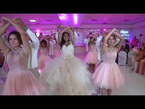 Alyssa Castillo  Sweet 16 Waltz & Surprise Dance 4K UHD