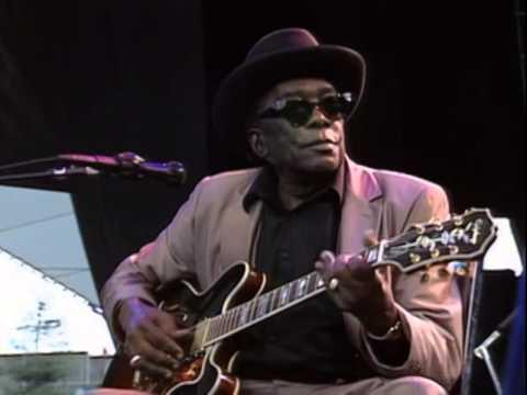 John Lee Hooker - Hobo Blues - 10101992 - Shoreline Amphitheatre