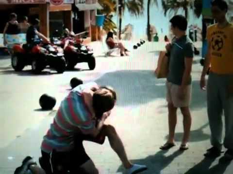 The inbetweeners movie - Fight