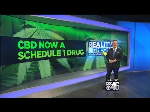 Hippocratic Government DEA Makes CBD Oil Schedule 1 Drug!