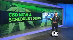 Hippocratic Government DEA Makes CBD Oil Schedule 1 Drug!