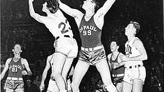 george mikan free throw