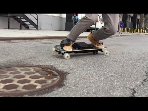 LEIF 360 Air Spins