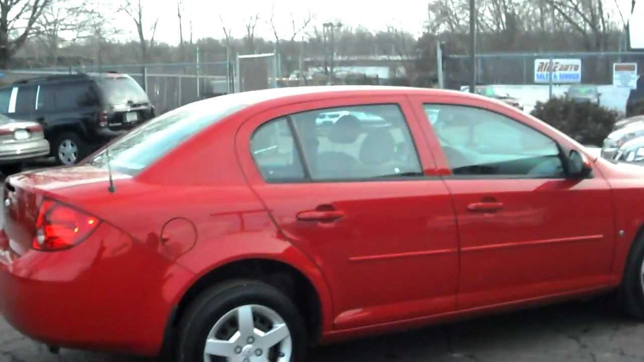 Cobalt chevy cobalt 4 door : 2008 Chevrolet Cobalt LT, 4 door, Automatic, Air, LOADED, 60,000 ...