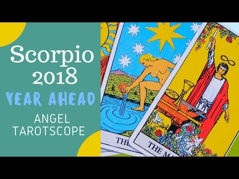 Scorpio 2018 ~ Improved communication and personal transformation in 2018!