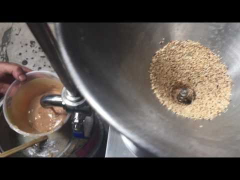 JMS60 peanut and sesame butter making machine