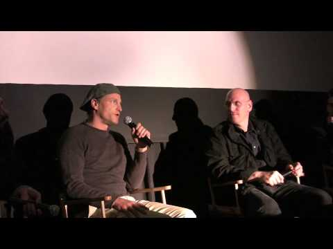 "Woody Harrelson And Director Oren Moverman At Post-screening Panel Of ""The Messenger"""