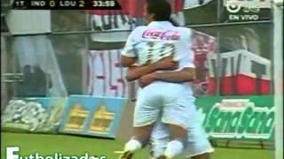 Juan Manuel Salgueiro - Campaña en Liga de Quito