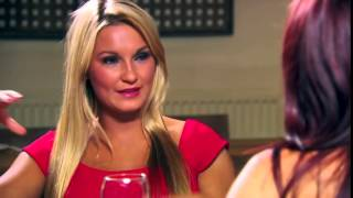 Towie  Amy Childs and Sam Faiers talk about Mark Wright